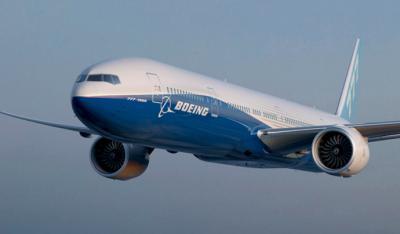 Boeing recomienda dejar en tierra los aviones modelo 777