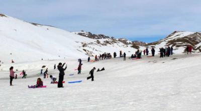 """Proyectan construir primer """"Parque de Montaña"""" del Maule en sector Lo Aguirre del Paso Pehuenche"""