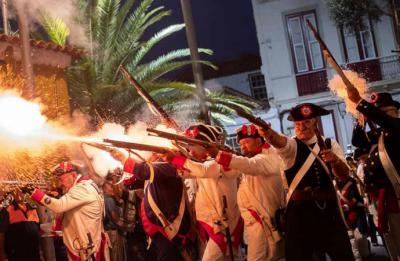 El Ayuntamiento de Santa Cruz de Tenerife celebrará el acto de la Gesta del 25 de julio-