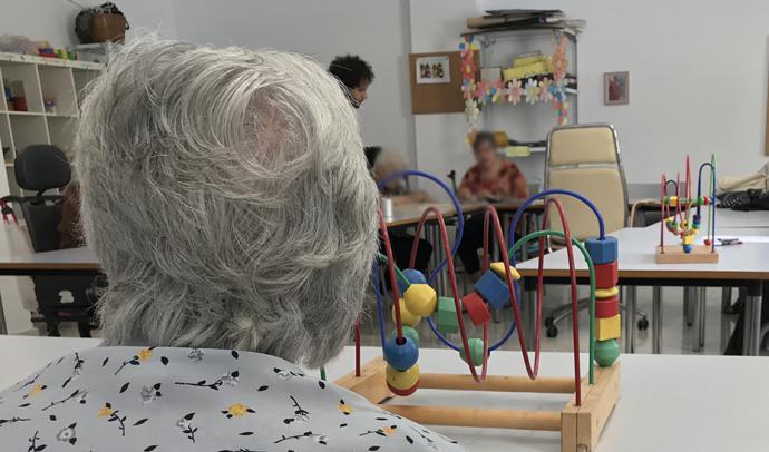 Las residencias de mayores no deberían ser campos de confinamiento