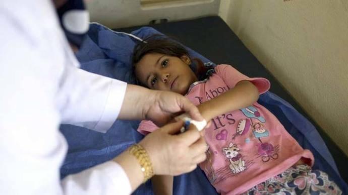 Más de cinco millones de niños necesitan ayuda urgente en Irak