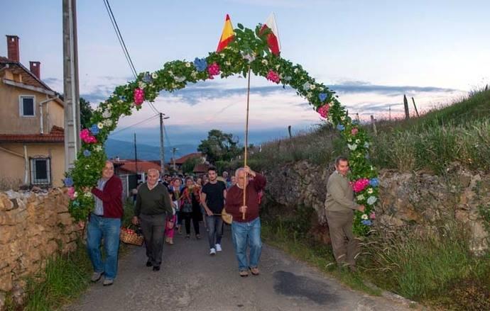 Rudagüera revivirá ritos de agua y fuego en la Noche de San Juan