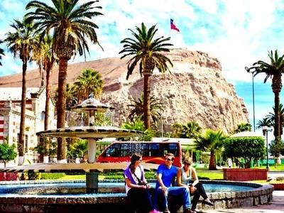 Sernatur Arica y Parinacota inició campaña de vacaciones de invierno para promover llegada de turistas
