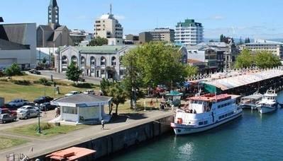 Muelle de Valdivia