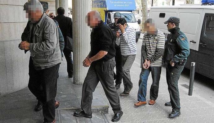 Aumentan los delitos cometidos por personas mayores