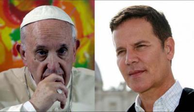 """El papa Francisco a Juan Carlos Cruz, víctima de abusos en la Iglesia: """"Dios te hizo gay y te quiere así"""