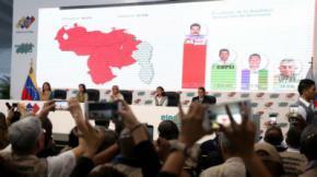 La mayoría de países desconoce triunfo de Maduro y EEUU endurece sus sanciones