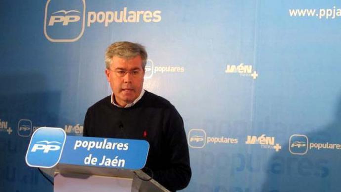 Imputado el número dos de Montoro por posible prevaricación y malversación cuando era alcalde de Jaén