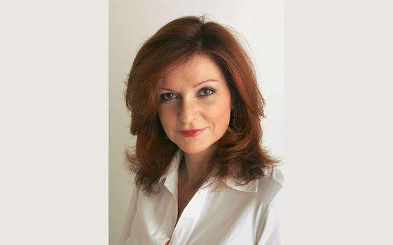 New York Time columnist Maureen Dowd.