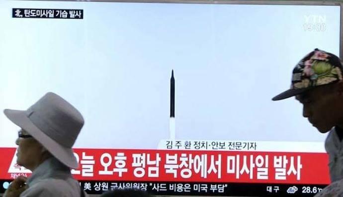 Corea del Norte dice que último lanzamiento confirma su capacidad armamentística