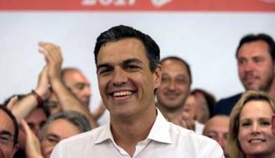 Pedro Sánchez es un férreo antagonista del presidente de España Mariano Rajoy.