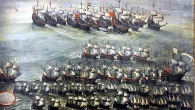 El Museo Naval de Madrid expone la victoria del almirante español Oquendo sobre una flota holandesa en Pernambuco