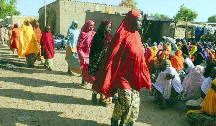 En África, Boko Haram hace que 20.000 niños se vean obligados a dejar a sus familias.
