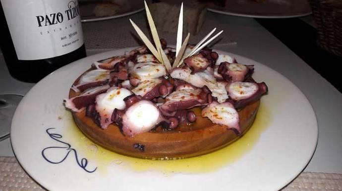 """Fiesta """"Do Pulpo"""" en O Carballiño (Galicia)"""