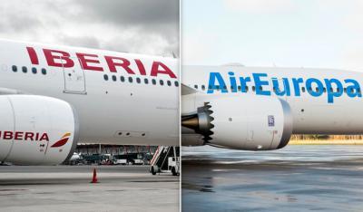 """Air Europa: Iberia pide rebaja de precio pues """"está todo abierto"""""""