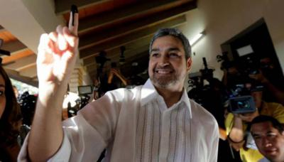 Mario Abdo Benítez, el flamante presidente de Paraguay
