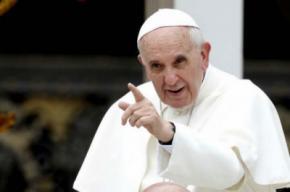 Papa advierte de la obsesión de los jóvenes por recibir muchos 'me gusta'