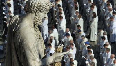 """•""""Sodoma: poder y escándalo en el Vaticano"""""""