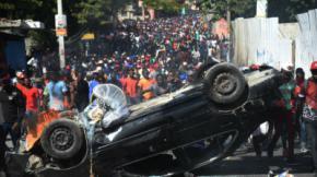 Las violentas protestas callejeras en Haití afectan su turismo