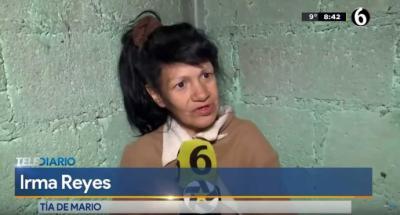 Irma Reyes (Capura de pantalla)