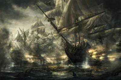 The Spanish Armada in Anglo-Irish Poetry