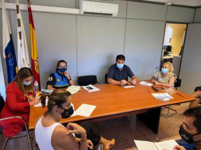 El Ayuntamiento de Santa Cruz de Tenerife mejorará las medidas de seguridad, acceso y tráfico en la playa de Las Teresitas