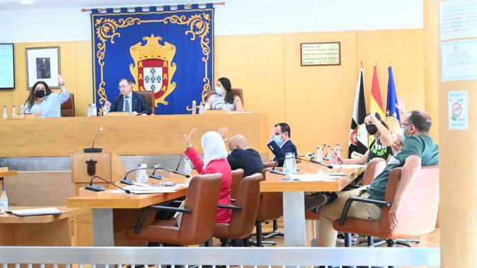 Asamblea de Ceuta.Gonzalo Testa
