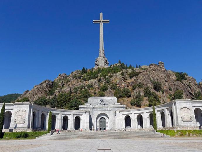 El Vall de los Caídos (imagen de referencia)