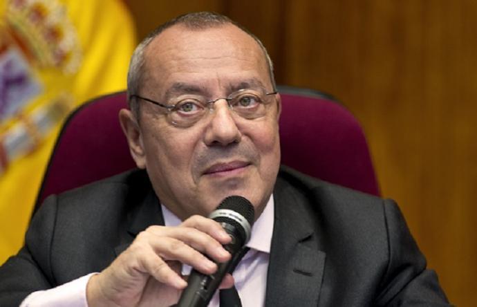 El embajador de Francia en España, Juan-Michel Casa