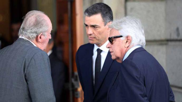 PSOE, PP y Vox tumban la comisión de investigación sobre Felipe González y los GAL en la Mesa del Congreso