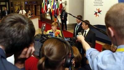 Divorcio de Reino Unido marca cumbre europea en Bruselas