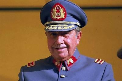 El ex dictador Augusto Pinochet