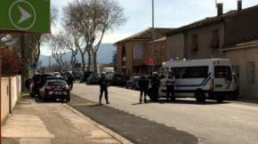 Muertos en toma de rehenes en un supermercado en Francia