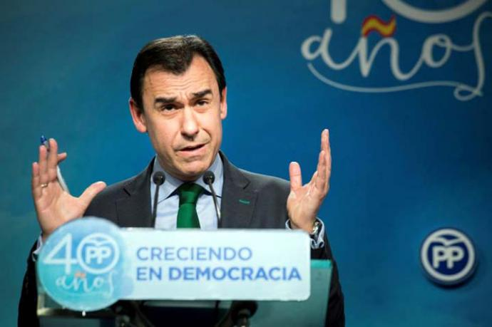 Maíllo dice que Zaplana es el pasado y recuerda el caso de Chaves y Griñán