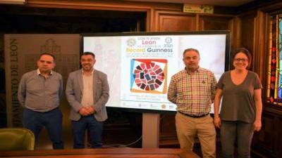 León intentará conseguir el récord Guinness del plato de cecina más grande del mundo