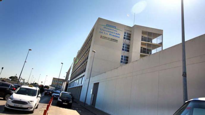 El hospital de Alzira JESÚS CÍSCAR
