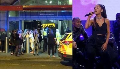 El concierto de Ariana Grande en Manchester culminó con dos explosiones que mantienen en alerta a la seguridad británica