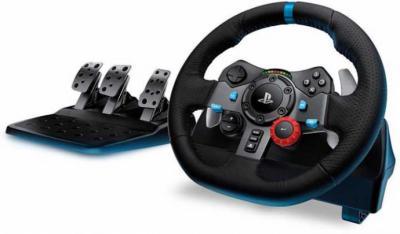 El volante, el mejor accesorio para PS4 y PC