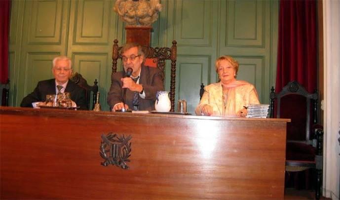 Presentación del disco Brasas de la memoria, de José López Martínez