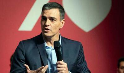 Pedro Sánchez avisa sobre la resolución del Parlament: 'Quien sobrepase la frontera de la ley encontrará la respuesta firme y serena del Estado democrático'