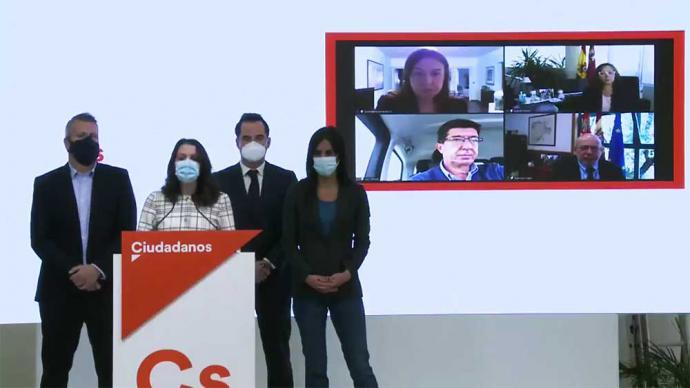 Ciudadanos desconocía las nuevas medidas de Madrid aprobadas este viernes