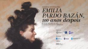 O congreso 'Emilia Pardo Bazán, 100 anos despois' abre o luns na RAG a semana grande de celebración do centenario do pasamento da autora