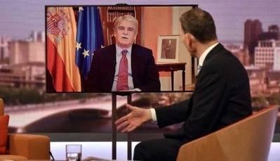 Dastis asegura que España busca normalidad por el bien de los catalanes