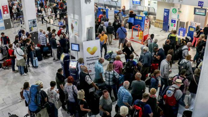 La centenaria operadora de viajes Thomas Cook se declara en quiebra