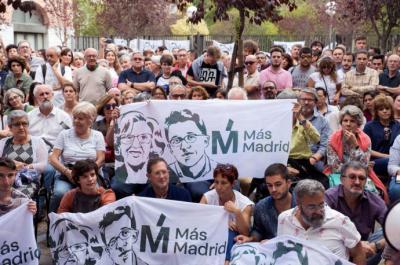 Errejón encabezará la lista de Más Madrid en las generales