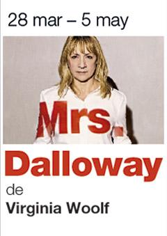 """""""Mrs Dalloway"""", novela de Virginia Woolf adaptada en el Teatro Español y dirigida por Carme Portaceli"""