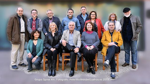 Grupo Spiral XIII expone su obra artística en el Centro Cultural San Clemente de Toledo