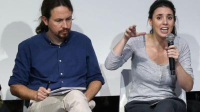 Las denuncias de acoso de Iglesias y Montero en su vivienda y las redes: 'Llevaré a mis hijos a ese colegio para que les inflen de hostias'