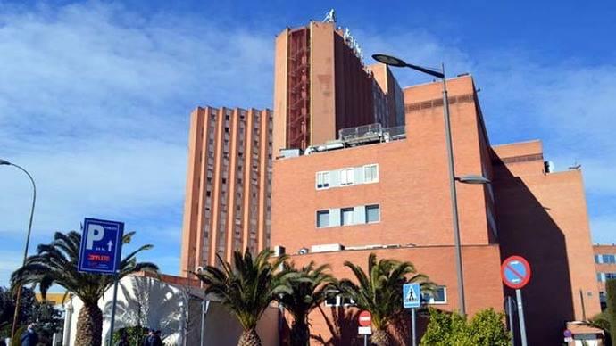 Hospital 12 de Octubre de Madrid.