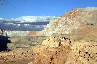 Imagen de la mina Pascua Lama, en Los Andes, entre Chile y Argentina. Tomada de barricklatam.com